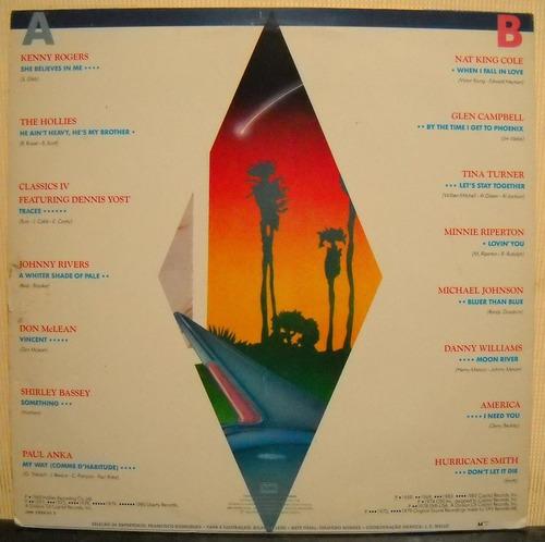 l p  coletânea   15 canções inesquecíveis   (1989)