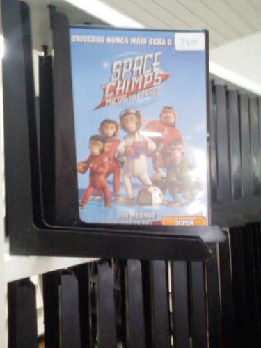 l para dvd prateleira expositor video locadoras caixa com 50
