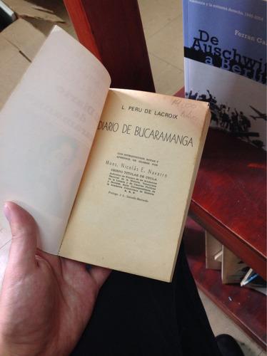 l. perú de lacroix. el diario de bucaramanga