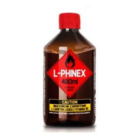 L Phinex Carnit 2000mg Power Sup 480ml Abacaxi Queima Gordura