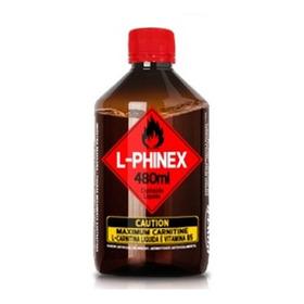 L Phinex Emagrecedor Power Sup 480ml Abacaxi Derrete Gordura
