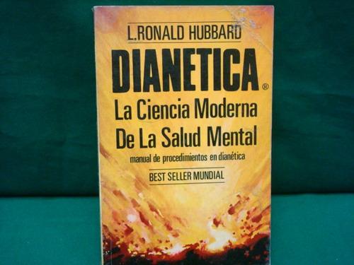 l. ronald hubbard, dianética.