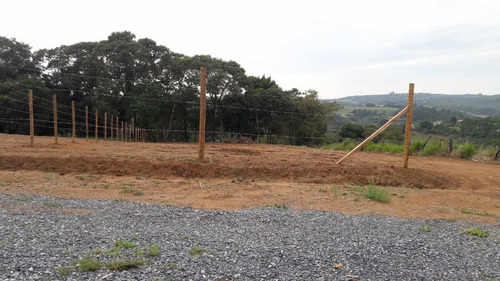 l terreno de 500 m² prox ao asfalto c/lago para lazer 25mil