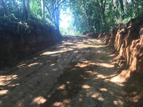 l. terrenos a partir de 600m para formação de chácara