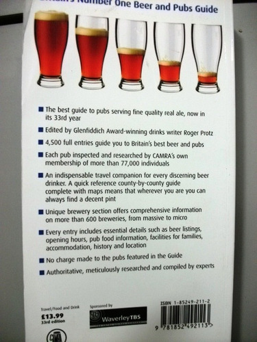 l0016mk - good beer guide 2006