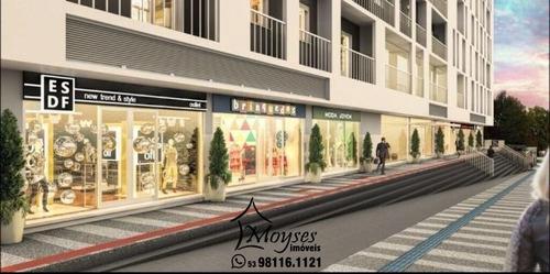 l033 - loja no novo bairro planejado quartier - art work
