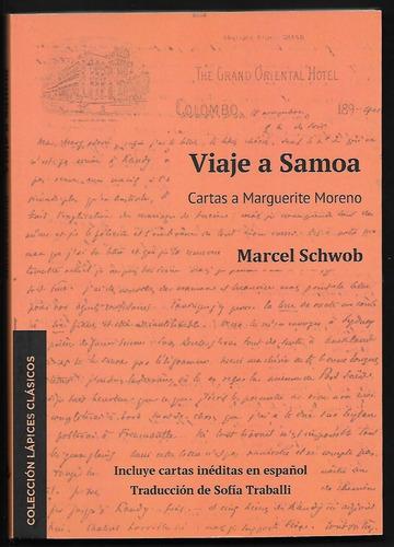 l0522. viaje a samoa. marcel schwob. nueva edición ampliada!