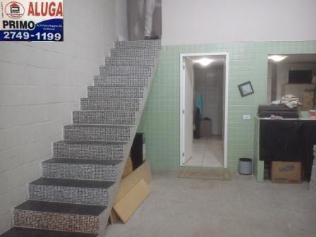 l096 salão comercial - 150m2 *