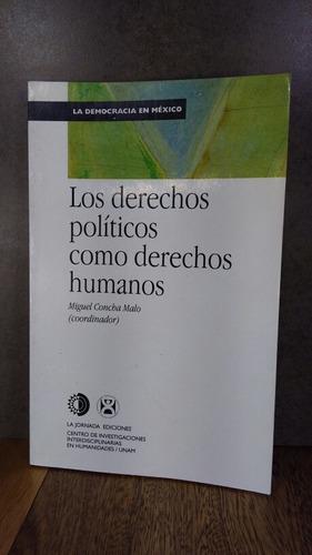 l1373 miguel concha malo los derechos políticos como derecho
