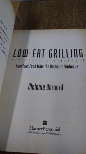 l1431 melanie barnard low fat grilling