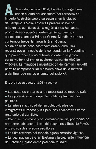 l1479. 1914. argentina y la primera guerra mundial