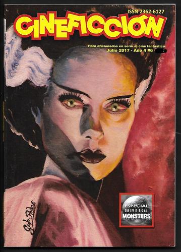 l1587. cineficción n.º 6. cine de terror y ciencia ficción