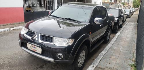 l200  2013  3.5 triton hpe flex cab. dupla 4x4 aut. 4p