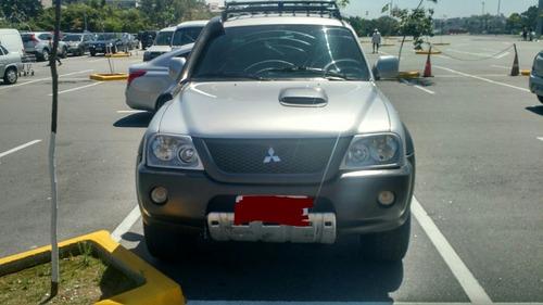 l200 2.5 savana cab. dupla 4x4 4p 2010