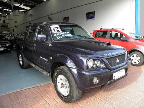 l200 2.5 sport hpe cab. dupla 4x4 4p