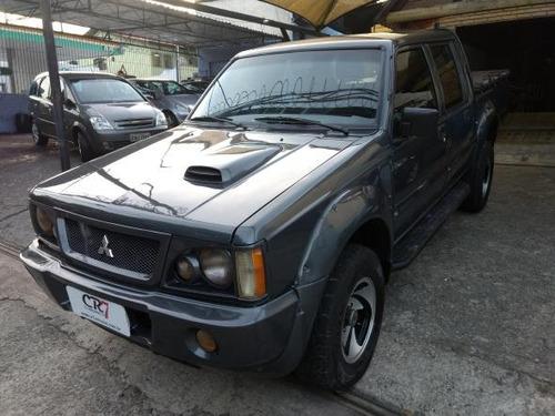 l200 gls turbo 2.5 4x4 cd diesel