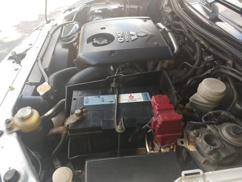 l200 mitsubishi 3.2 triton hpe, diesel 4x4 aut. 4p
