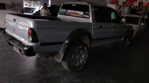 l200 outdoor gls 2.5 4x4 cd tdi diesel