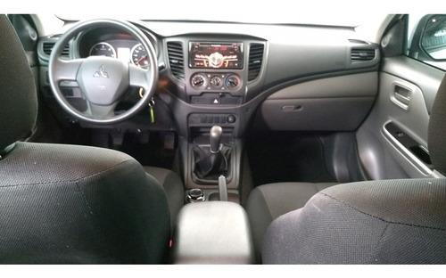 l200 triton 2.4 16v turbo diesel sport gls cd 4p 4x4 manual