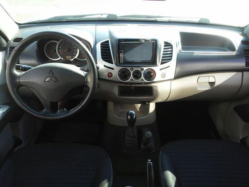 l200 triton  3.2 glx 4x4 cd 16v turbo intercoler  2012/2013
