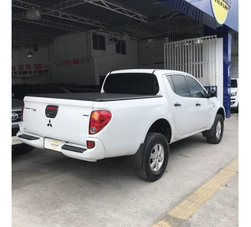 l200 triton 3.2 glx 4x4 cd 16v turbo intercoler diesel 4p