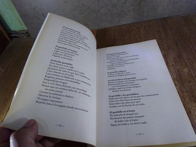 El manual del perfecto gandalla by poncho vera, paperback | barnes.