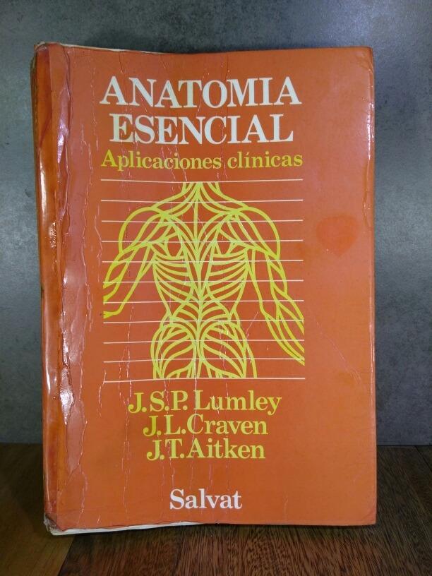 L2379 J.s.p Lumley Anatomía Esencial Aplicaciones Clinicas ...