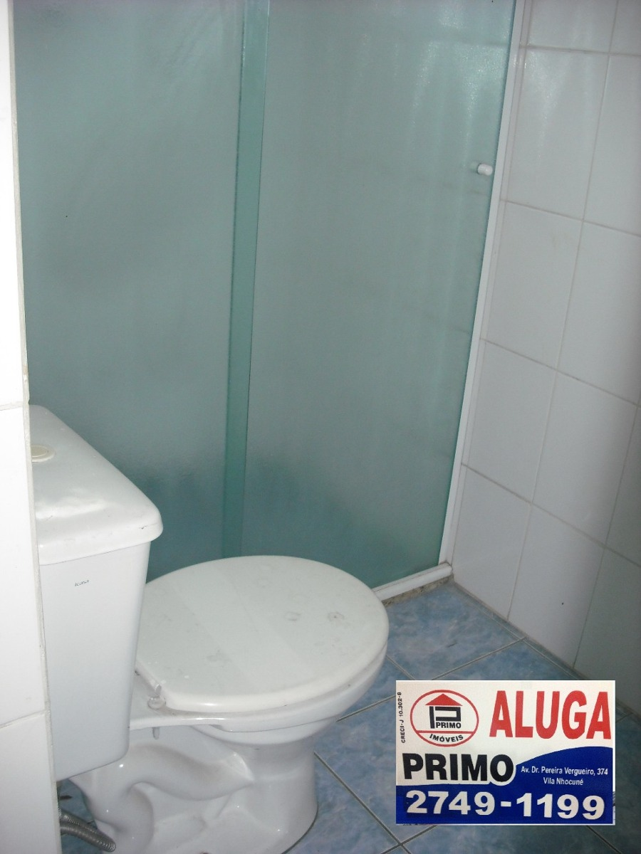 l326- casa  nhocuné 1 dormitório + garagem- aceita depósito*