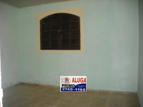 l403 - casa cid. patriarca-1 dormitório - aceita depósito *