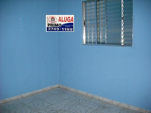 l413 - casa 01 dormitório + garagem -vila jacuí *