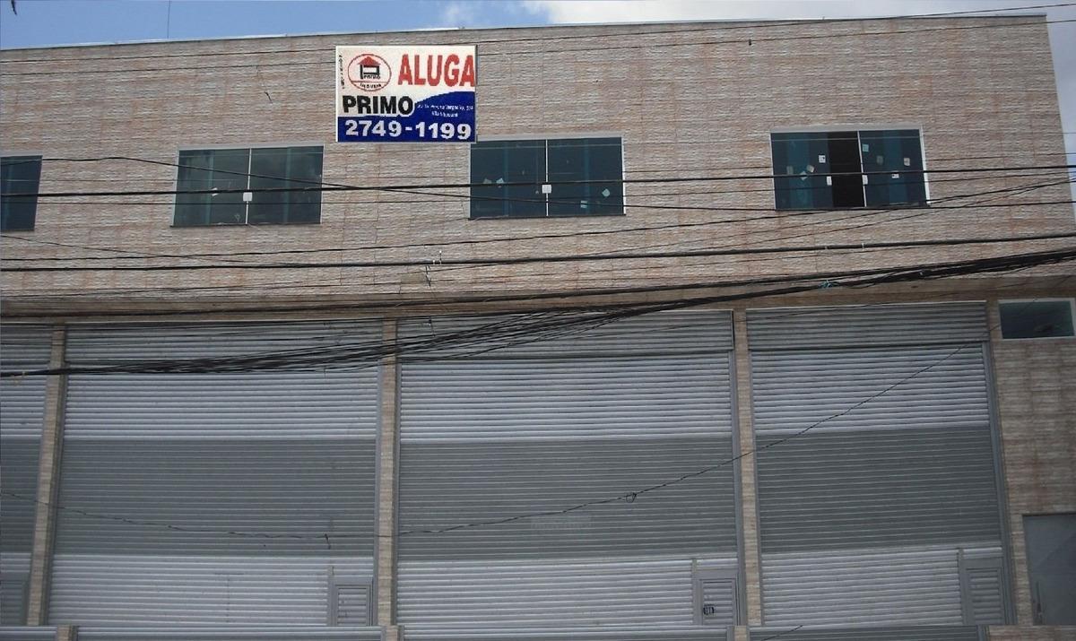 l491 - salão comercial em itaquera - perto da radial leste!