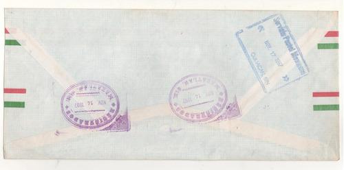 l574-sobre circulado par tuberia serie mexico exporta+