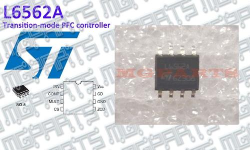 l6562a = l6562d transition-mode pfc controller ic so-8 ca