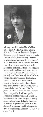 l6937. matrimonio à la mode. katherine mansfield