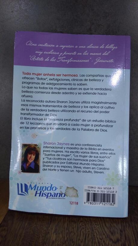 libro belleza extrema sharon jaynes