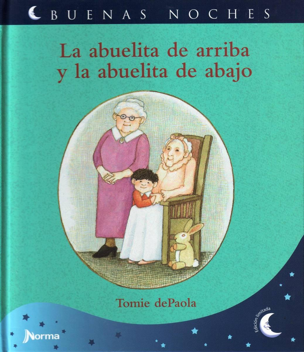 La abuelita de arriba y la abuelita de abajo tomie - En el piso de abajo libro ...