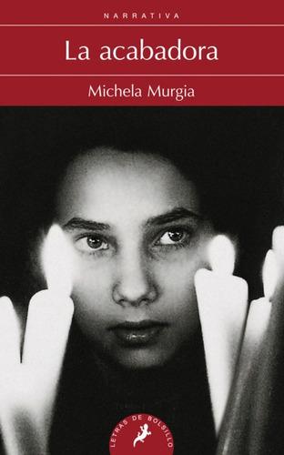 la acabadora(libro novela y narrativa extranjera)