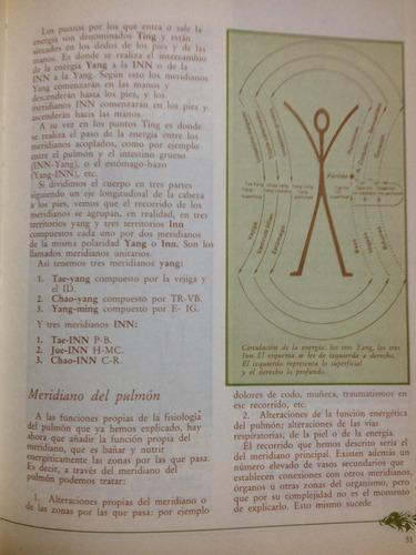 la acupuntura - la curación por la escritura - edisan s. a.