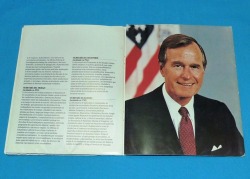 la administración george bush presidente estados unidos usa