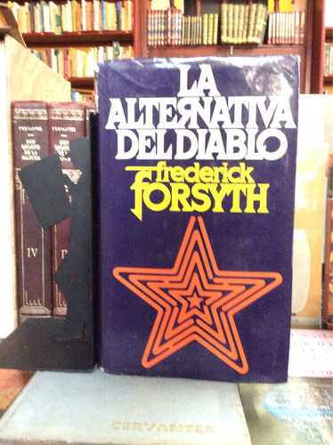 la alternativa del diablo, frederick forsyth