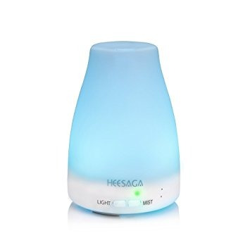 la aromaterapia heesaga esencial difusor de aceite, 120 ml