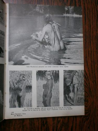 la atracción de la selva - amazonas barros prado ed. peuser