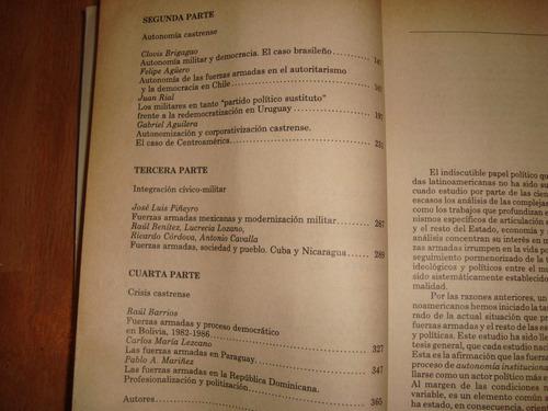 la autonomia militar en america latina - augusto varas