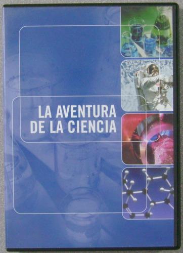 la aventura de la ciencia dvd