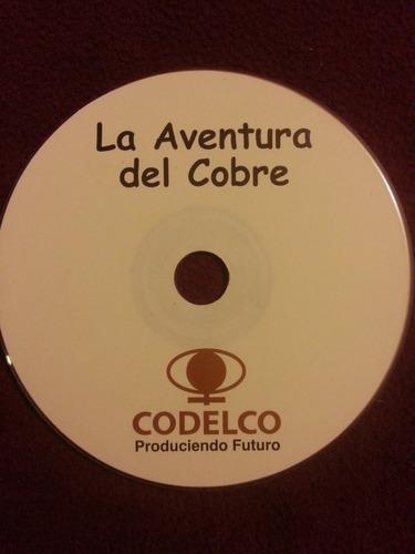 la aventura del cobre dvd