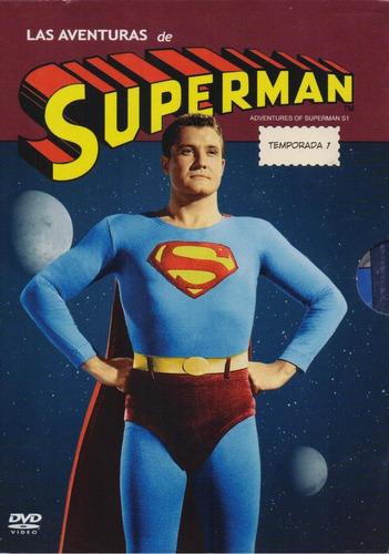 la aventuras de superman primera temporada 1 uno dvd
