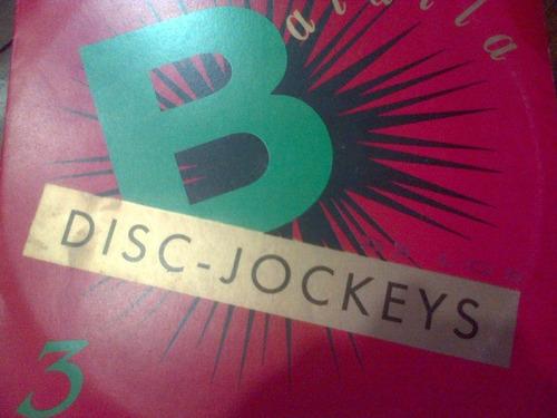 la batalla de los disc jockey vol 3 lp vinilo dialogomusical