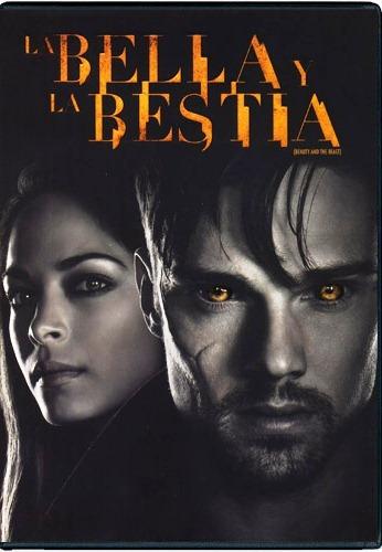 la bella y la bestia primera temporada uno dvd