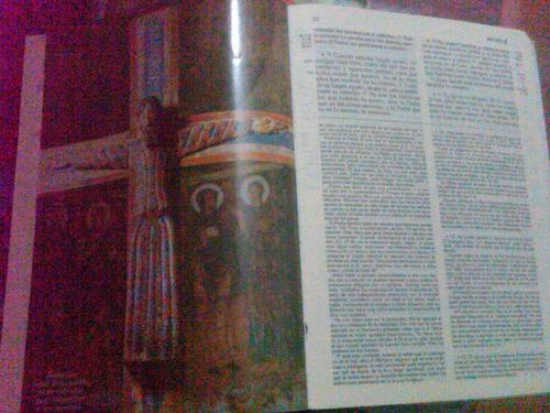 la biblia catolica.latinoamericana,tapa blanda.usada paulina