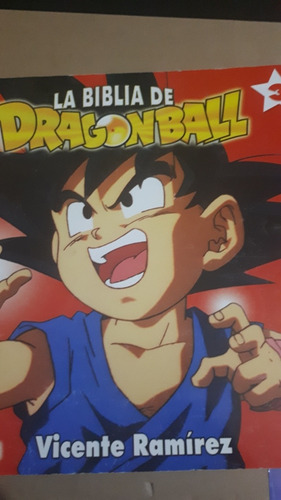 la biblia de dragon ball coleccion
